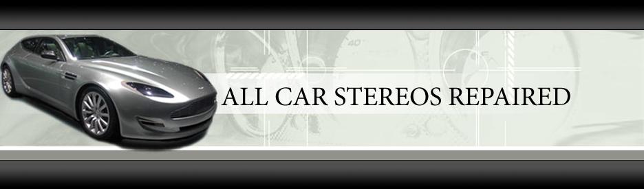 Factory Installed Car Radio, Stereo Repair | Winter Park